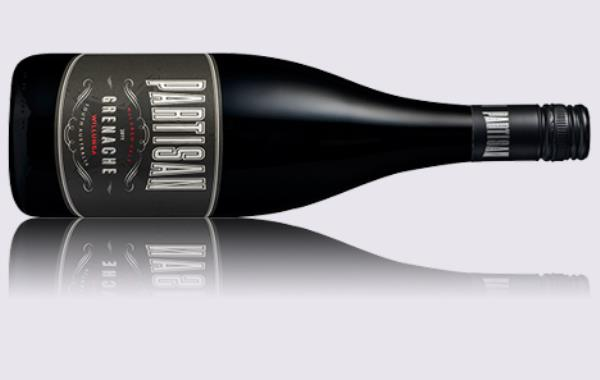 PARTISAN BLACK LABEL GRENACHE 2011 - CASE OF 6