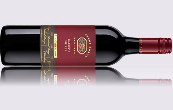 *  GRANT BURGE 5TH GEN SHIRAZ 2016 - CASE OF 6