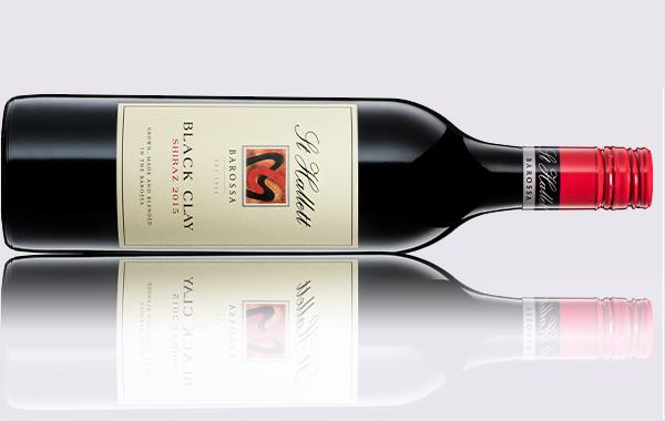 *ST HALLETT BLACK CLAY SHIRAZ 2015 - CASE OF 6