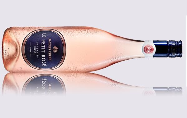*  JACOBS CREEK LE PETITE ROSE 2016 - CASE OF 6