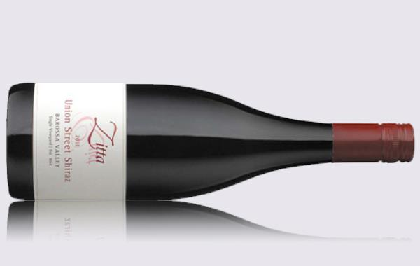 ZITTA UNION STREET SHIRAZ 2013 - CASE OF 6